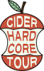 Hard Core Cider Tour Logo 150